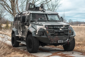 INKAS Armored Vehicle Manufacturing nows offer a Right-Hand Drive (RHD) version of its field-proven armored vehicle.
