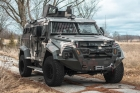 INKAS announces Right-Hand Drive version of Sentry armored vehicle