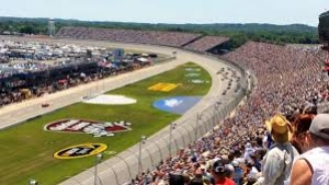 Kids under 12 can get a bit closer to the action for free at Michigan International Speedway.