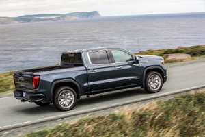 The GMC Sierra Denali has been fully redesigned for the 2019 model year.